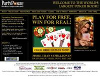 Party-Poker Website