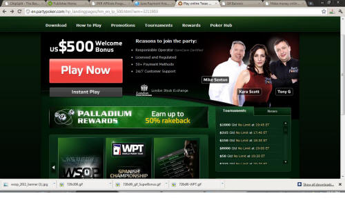 Party Poker - Safe Online Poker Site